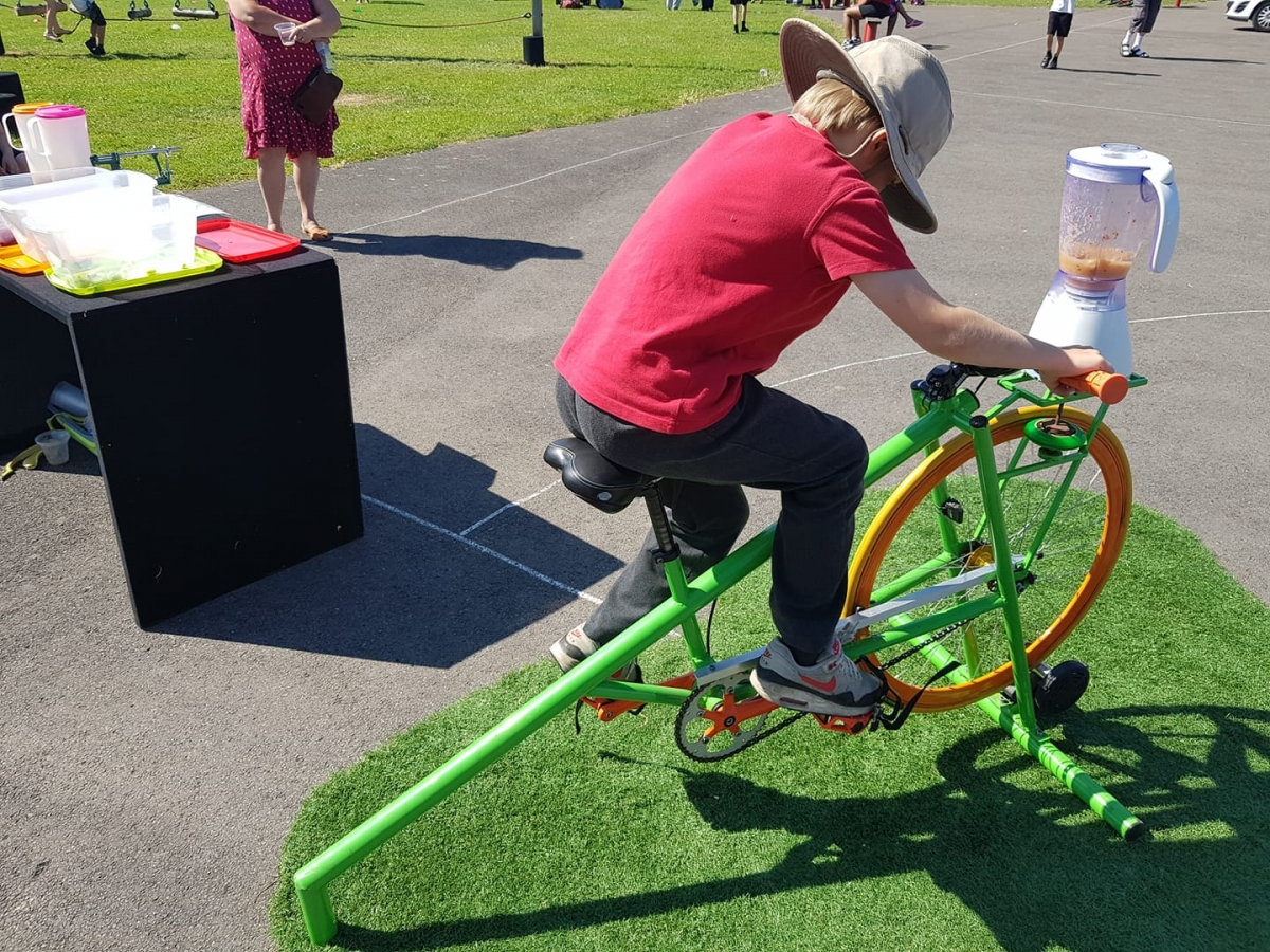 Cycling Fun for Schools