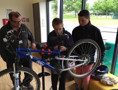 Bike Maintenance Beginners Course