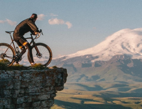 What is bicycle touring?