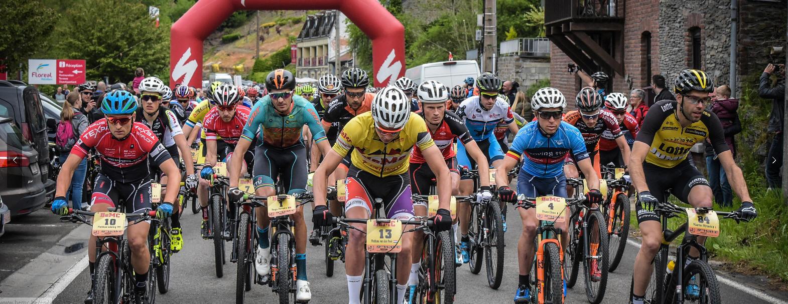 Cycling in Belgium MTB Challenge