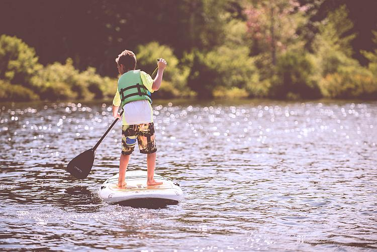 Paddle Boarding Courses