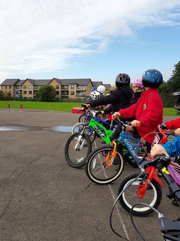 Bikeability Cycling Courses for Children