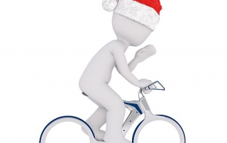 Merry Christmas Sole Cycling