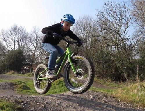 Mountainbike Course Weston-super-Mare Somerset