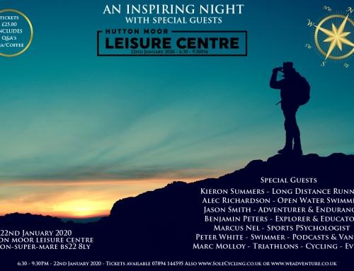 An Inspiring Night Weston-super-Mare